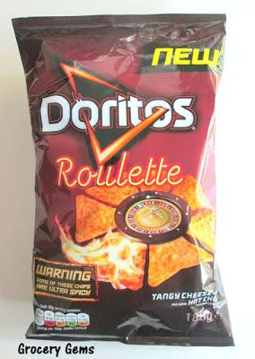 Review: Doritos Roulette Chips