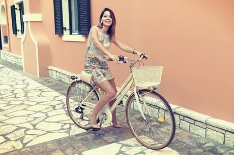 Landing No99: Me and My bike