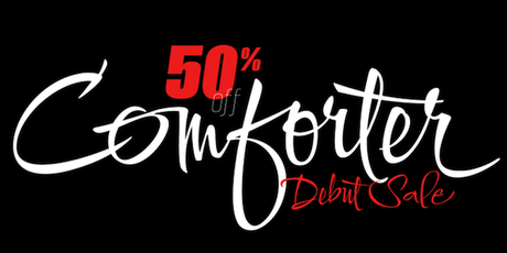 Post image for 50% off Comforter Font by Rob Leuschke