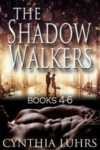 Finish reading the Shadow Walkers Ghost series