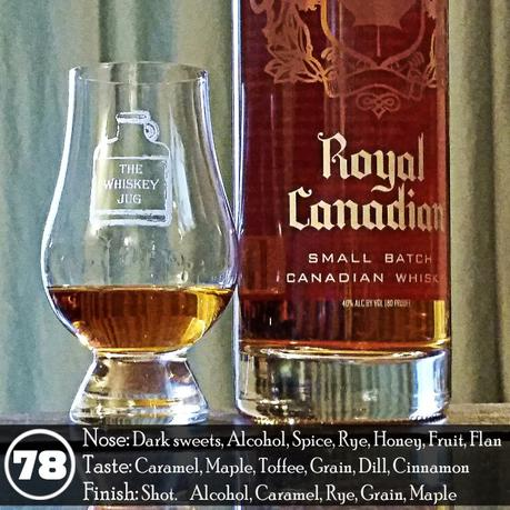 Royal Canadain Small Batch Review