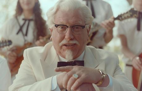 Okay, Darrell Hammond. Let's give this Colonel impression a try.