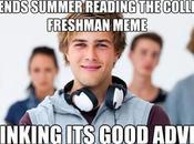 Summer Checklist College Freshman