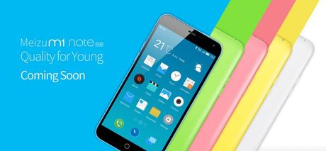 meizu m1 note launched