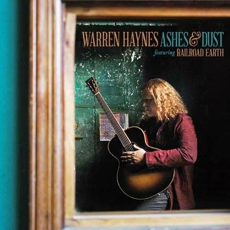 Warren Haynes Railroad Earth: Album
