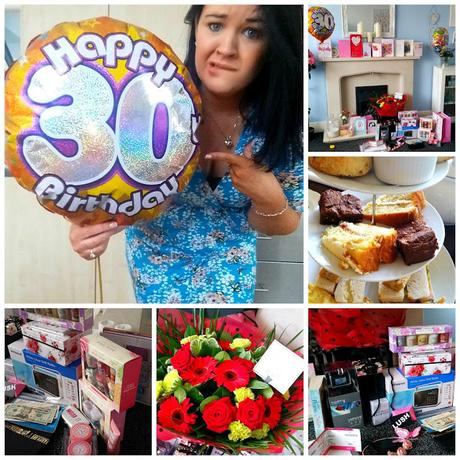 My 30th Birthday, Surprises & Take That Concert