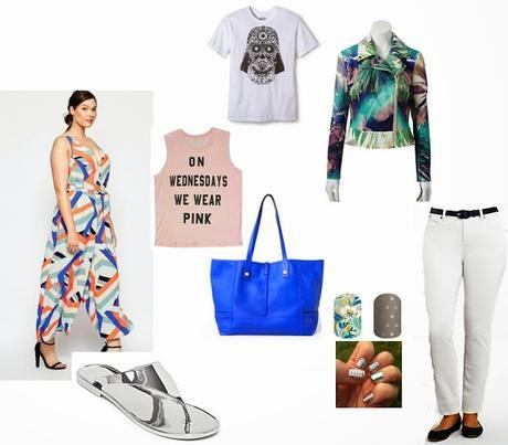 A Little Spring Shopping - May 2015