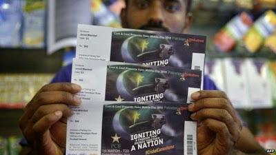 Cricket returns to Pak ~ not yet time for Indo-Pak games !!