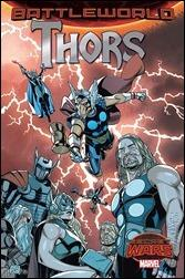 Thors #1 Cover