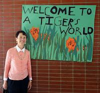Author Visit at Golden Oak Elementary School, Shafter, CA