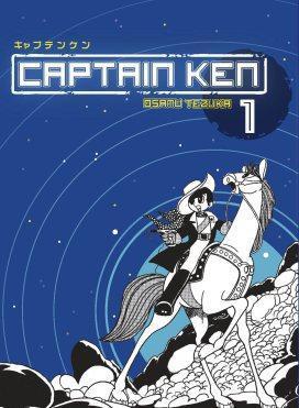Captain Ken is a Tezuka manga