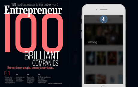 Entrepreneur Magazine Recognizes MindMeld