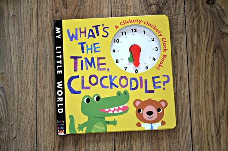 What's the time Clockodile? from Little Tiger Press