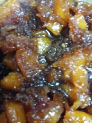 Sweet Pumpkin Paratha, Kaddu Ka Meetha Paratha