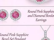Pink Sapphire Jewelry Collections