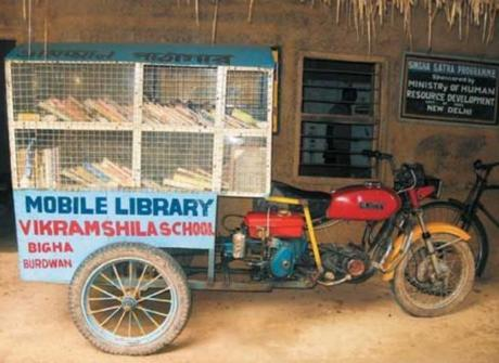 Top 10 Unusual Bookmobile & Mobile Library Vans