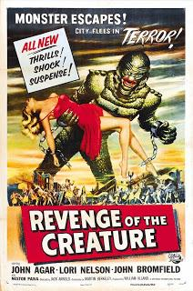 #1,738. Revenge of the Creature  (1955)
