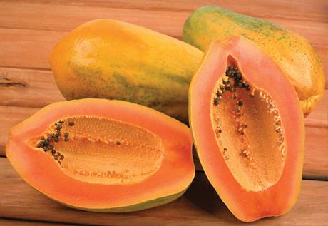 papaya mask for fair and glowing skin