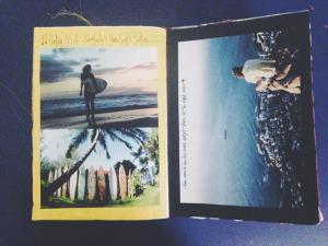 summer goals:: scrapbook