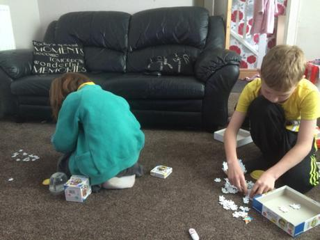Ravensburger: Minions 3d puzzles
