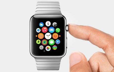 Popular gadget: Apple Watch