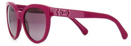 Pantos sunglasses in fuchsia color (model 5315, Signature Line)