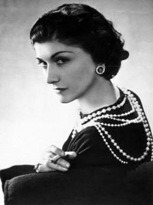 Coco-Chanel fashion designer Chanel founder