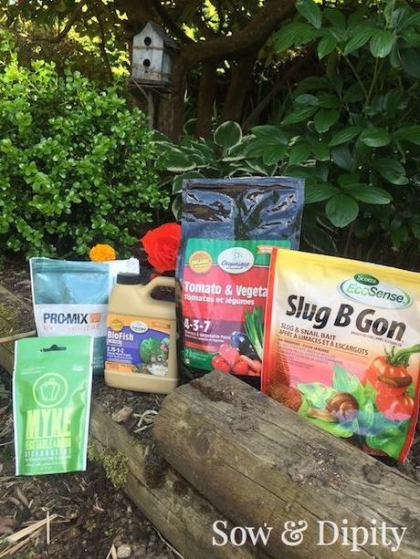 The Best Organic Garden Products