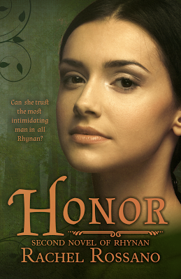 MEET RACHEL ROSSANO AND DISCOVER HER SWEET MEDIEVAL ROMANCE -  WIN HONOR: SECOND NOVEL OF RHYNAN