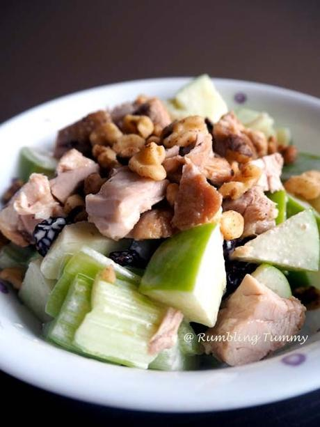 Waldorf Salad (chicken)