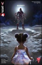 Divinity #4 Cover A - Djurdjevic