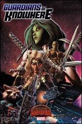 Guardians of Knowhere #1 Cover