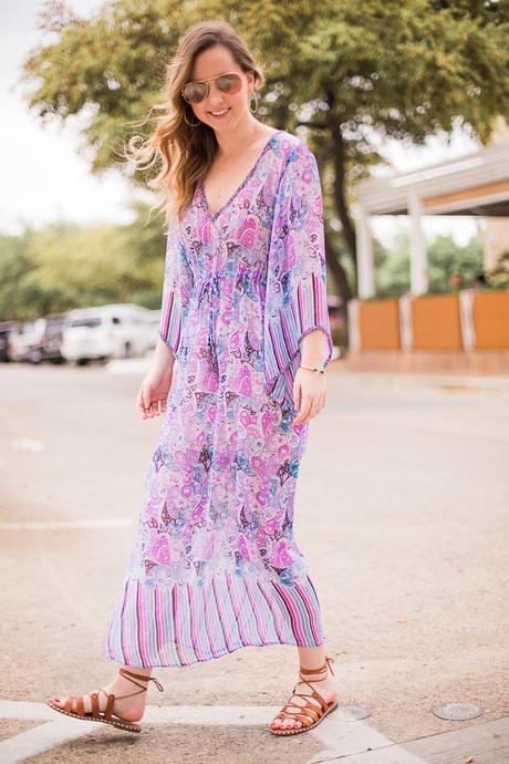 CHIC AT EVERY AGE - ST BARTHS CAFTANS