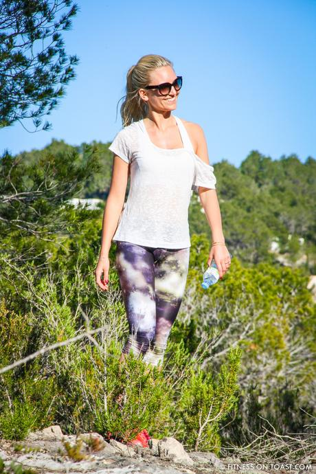 Fitness On Toast Faya Blog Girl Healthy Ibiza Balearic Bootcamp Holiday Active Travel Luxury Retreat Detox HIKE