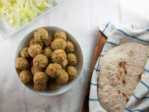 Falafel - Elephantasic Vegan