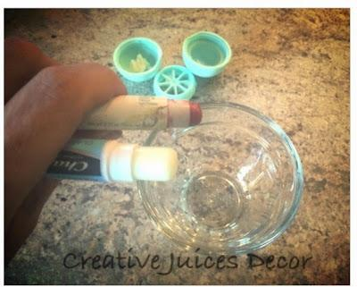 How to Reuse EOS Containers for DIY Chapstick!