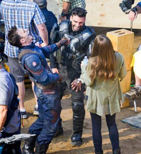 Photos Captain America: Civil War