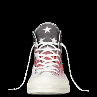 The Fade Still Shines:  Converse All Star Chuck Taylor Hi 1970 Engineered Flag Sneaker