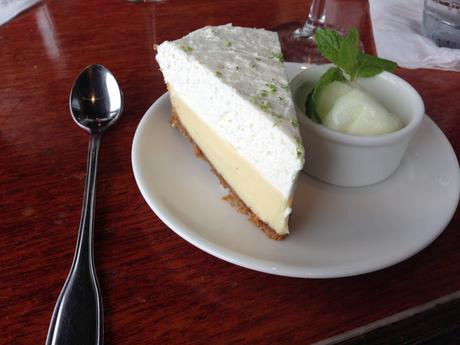 Key Lime Pie at Kincaid's