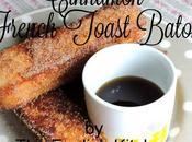 Cinnamon French Toast Batons