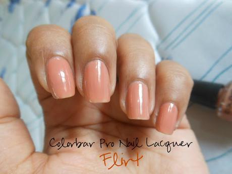 Colorbar Pro Mini Nail Lacquer : Flirt
