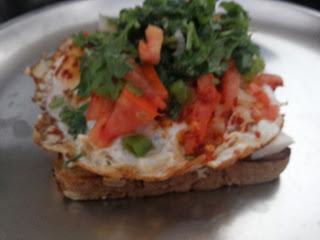 Eggs Kejriwal A Perfectly Unhealthy Breakfast - Paperblog