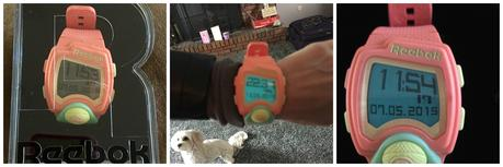 Reebok Pump Watch