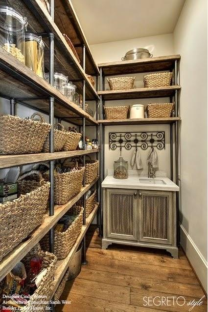 Reviving The Butler's Pantry
