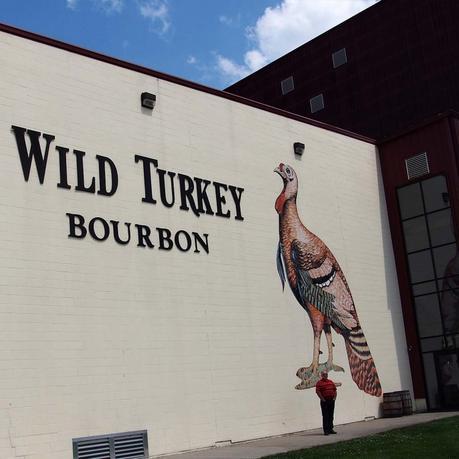 Wild Turkey Distillery - Day 1