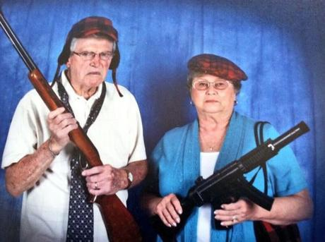 15 Badass Elderly Couples Who Prove You Don't Have To Grow Up 1