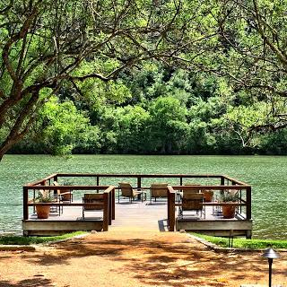 Oh So Enchanting: Lake Austin Spa and Resort