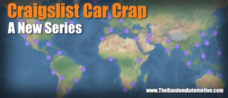 Craigslist Car Crap!