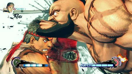 Ultra Street Fighter 4 port on PS4 has some serious issues