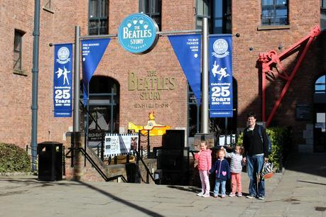 On the Road: Liverpool - Beatles & Bits